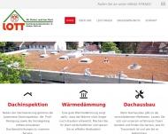 LOTT Dachdeckermeisterbetrieb - Home