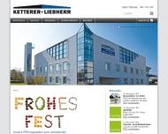 Bild Webseite Lotter + Liebherr Essen