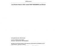 Bild Luca Reisen Hansa GmbH