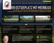 Bild Webseite Lübeck-Travemünder Golf-Klub Lübeck