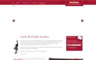 Bild Webseite Lüske Handels Berlin