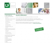 Bild Webseite LV FinanzInvest Verwaltung Köln