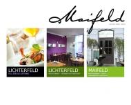 Bild Webseite Maifeld Gastro Köln