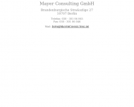 Mayer Consulting GmbH