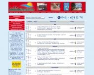 Website MBK Bustouristik