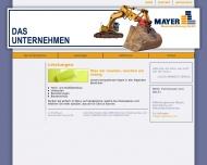 Bild Mayer Bauunternehmung GmbH