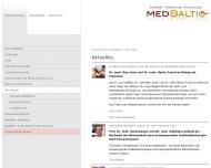 Bild Med Baltic Praxisverwaltungs- und Managementgesellschaft mbH