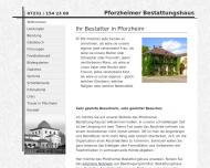 Bild Pforzheimer Bestattungshaus GmbH