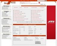 Bild Webseite Quisma München
