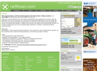 Website Raiffeisen Großhandel Lamina eG