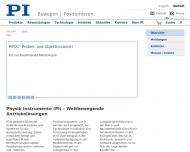 Bild Physik-Instrumente (PI) Verwaltungs GmbH