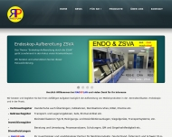 Bild Webseite RAGOPLAN Network Hamburg