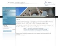 Website Phidias Hausverwaltungen