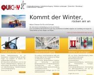 Bild Quicky Industrie-u. Gebäudereinigung GmbH