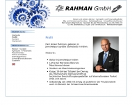 Website Rahman