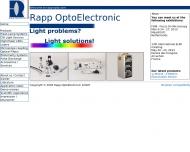Bild Rapp OptoElectronic GmbH