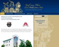 Bild Webseite  Bayreuth