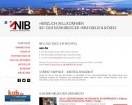 Bild Webseite Rott Immobilien Nürnberg