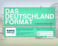 Bild Webseite RaS Radio Service Berlin Berlin