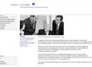 Bild Webseite Rücker + Schindele Beratende Ingenieure München