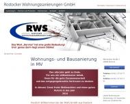 Bild RWS Rostocker Wohnungssanierungen GmbH