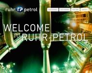 Bild Webseite Ruhr-Petrol Gesellschaft Essen