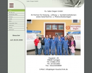 Bild Sabo-Degen GmbH