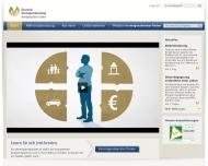 Bild Webseite  Dettenhausen