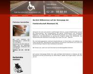 Bild Fahrbereitschaft Rheinland UG (haftungsbeschränkt)