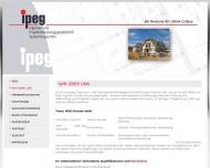 Website Ingenieur- und Projektentwicklungsgesellschaft Gunter Krause
