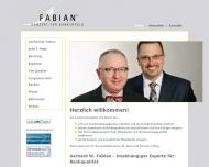 Gerhard W. Fabian Unabh?ngiger Experte f?r Bankqualit
