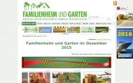 Bild Familienheim und Garten Verlagsgesellschaft mit beschränkter Haftung