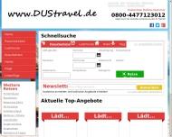 Bild DUStravel.de - Reisen für jeden Geldbeutel, Singles, Familien und zu zweit