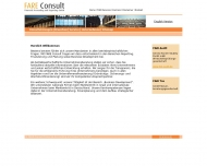 Bild FARE Consult Financial Accounting and Reporting GmbH