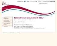 Website Evangelisches Johannesstift Service