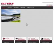 Bild Webseite Eureka Group München