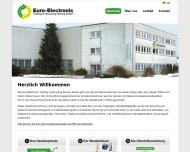 Bild Webseite Euro-Electronic Trading & Recycling Service Essen