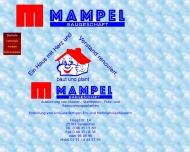 Bild Webseite Mampel Bau Tensbüttel-Röst