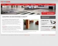 Bild Webseite Manfred Eichhorn Hamburg