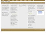 Bild Webseite Manning Global München