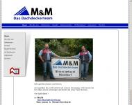 Bild M & M Bedachungen oHG