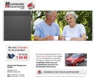 Medimobil Pflegeteam GmbH aus Dankerode mobile Krankenpflege, Betreuung