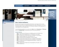 Website Neumaier Einrichtungen