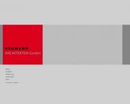 Bild Webseite Neumann Architekten Frankfurt