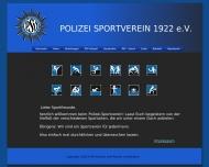 Bild Polizei-Sportverein Aachen 1922 eV
