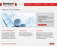 Bild Pohland Projekt & Bau GmbH