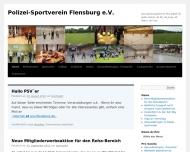 Bild Polizei-Sportverein-Flensburg e.V.