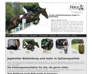 Bild Feigl - Feine Reitbekleidung GmbH