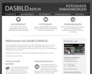 Bild Webseite FF Foto Express Berlin