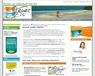 Bild Webseite  Rottach-Egern